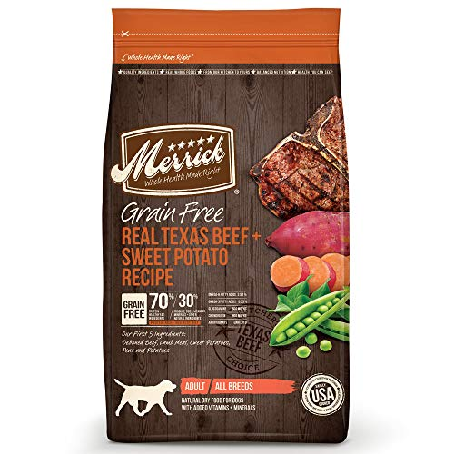 Merrick Grain Dry Dog Food