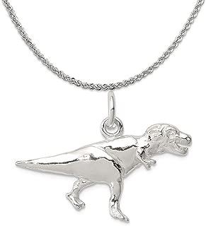 20 x T Rex Dinosaur Silver Tibetan Metal Link Charms,Pendant,jewellery making