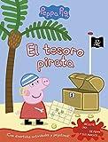 El tesoro pirata (Peppa Pig. Actividades): (Incluye pegatinas)