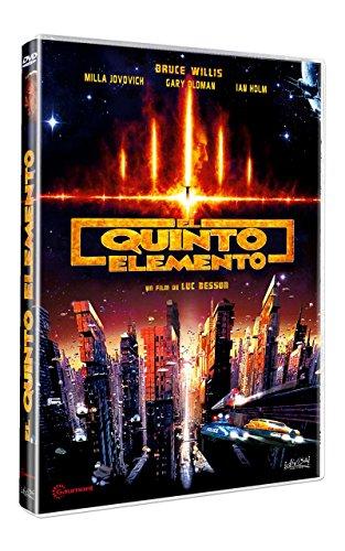 El quinto elemento [DVD]