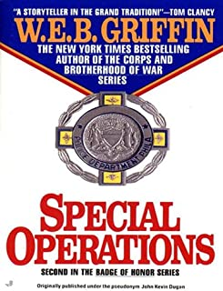 Special Operations (Badge of Honor Book 2)