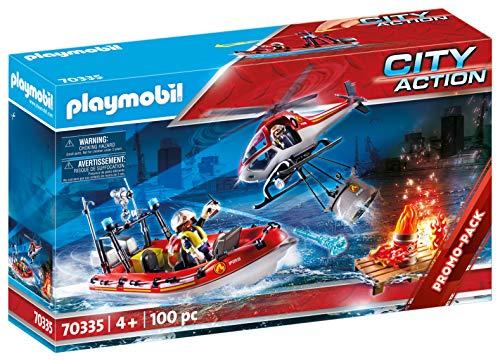PLAYMOBIL City Action 70335