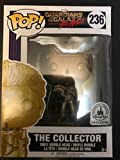 POP! Guardians of the Galaxy 236 Mission Breakout The Collector Disney Park Exclusive