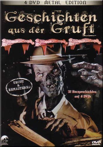 Geschichten aus der Gruft - Tales From The Crypt (4 DVDs)