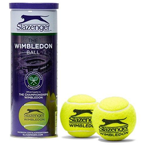 Pelotas de Tenis Slazenger Wimbledon 3u