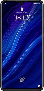 هاتف هواوي بي 30 الذكي، بسعة ذاكرة 128 جيجا - رام 8 جيجا، لون اسود