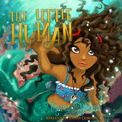 The Little Human audiobook cover art