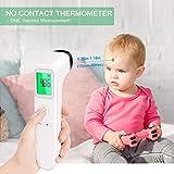 Immagine 1 disen termometro frontale termometri a