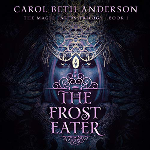 The Frost Eater audiobook cover art