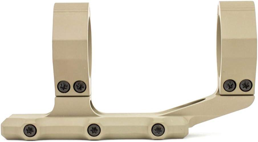 Aero Precision Ultralight 30mm Scope Mount, Extended, FDE Cerakote (APRA210510) : Sports & Outdoors