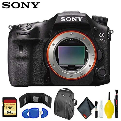 Sony Alpha a99 II DSLR Camera Standard Bundle