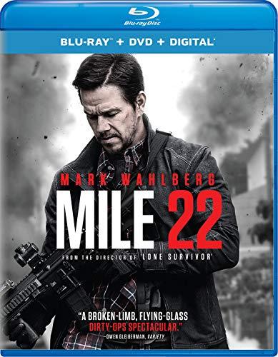 Mile 22 (2 Blu-Ray) [Edizione: Stati Uniti] [Italia] [Blu-ray]