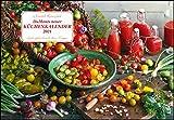 DUMONTS neuer Küchenkalender 2021 – Broschürenkalender – mit Rezepten und Gedichten – Format 42 x 29 cm: Liebe geht durch den Magen