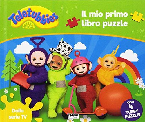Il mio primo libro puzzle. Teletubbies. Ediz. a colori (Varia 4-6 anni)