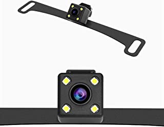 $22 » Sponsored Ad - Car Rear View Camera – Universal Reversing Backup Camera with 160 Wide View Angle, Waterproof License Plate...