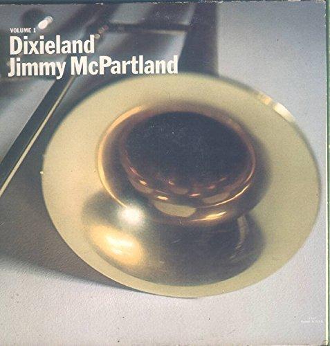Jimmy McPartland: Dixieland Volume 1 LP VG+/VG++ Canada Masterseal MS-171
