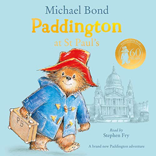 Paddington at St Paul's cover art