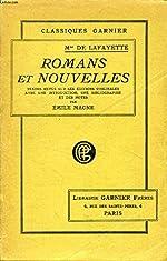 Romans et nouvelles - Par E. MAGNE LAFAYETTE MADAME DE