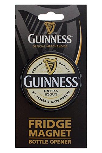Guinness Label Screw Cap Bottle Opener