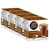 Nescafé Dolce Gusto Chococino, Paquete de 4, 4 x 16 Cápsulas (32 Tazas)