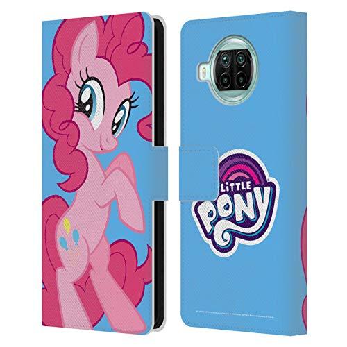 Head Case Designs Licenciado Oficialmente My Little Pony Pinkie Pie Solo Arte del Personaje Carcasa de Cuero Tipo Libro Compatible con Xiaomi Mi 10T Lite 5G