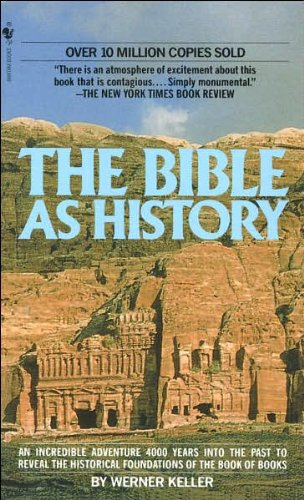 The Bible as History (text only) 2nd(Second) edition by W. Keller