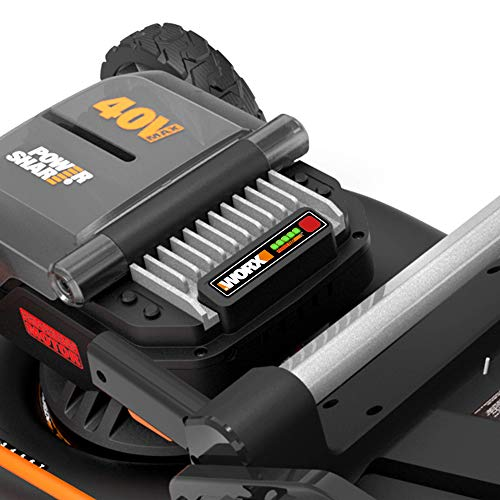 WORX WG749E Power System And Battery