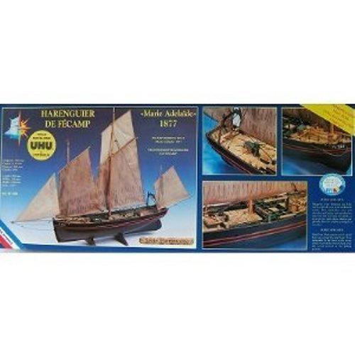 Soclaine HF1400 - Maqueta de velero a Escala 1:50
