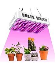 Roleadro Led-plantenlamp, 600 W, volledig spectrum, groeilamp, plantenlicht voor kamerplanten, groenten en bloemen