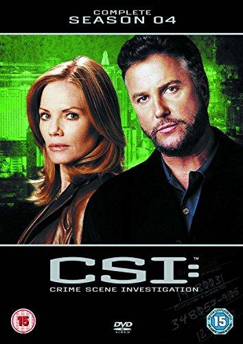 CSI: Las Vegas - Complete Season 4 [DVD] [Reino Unido]