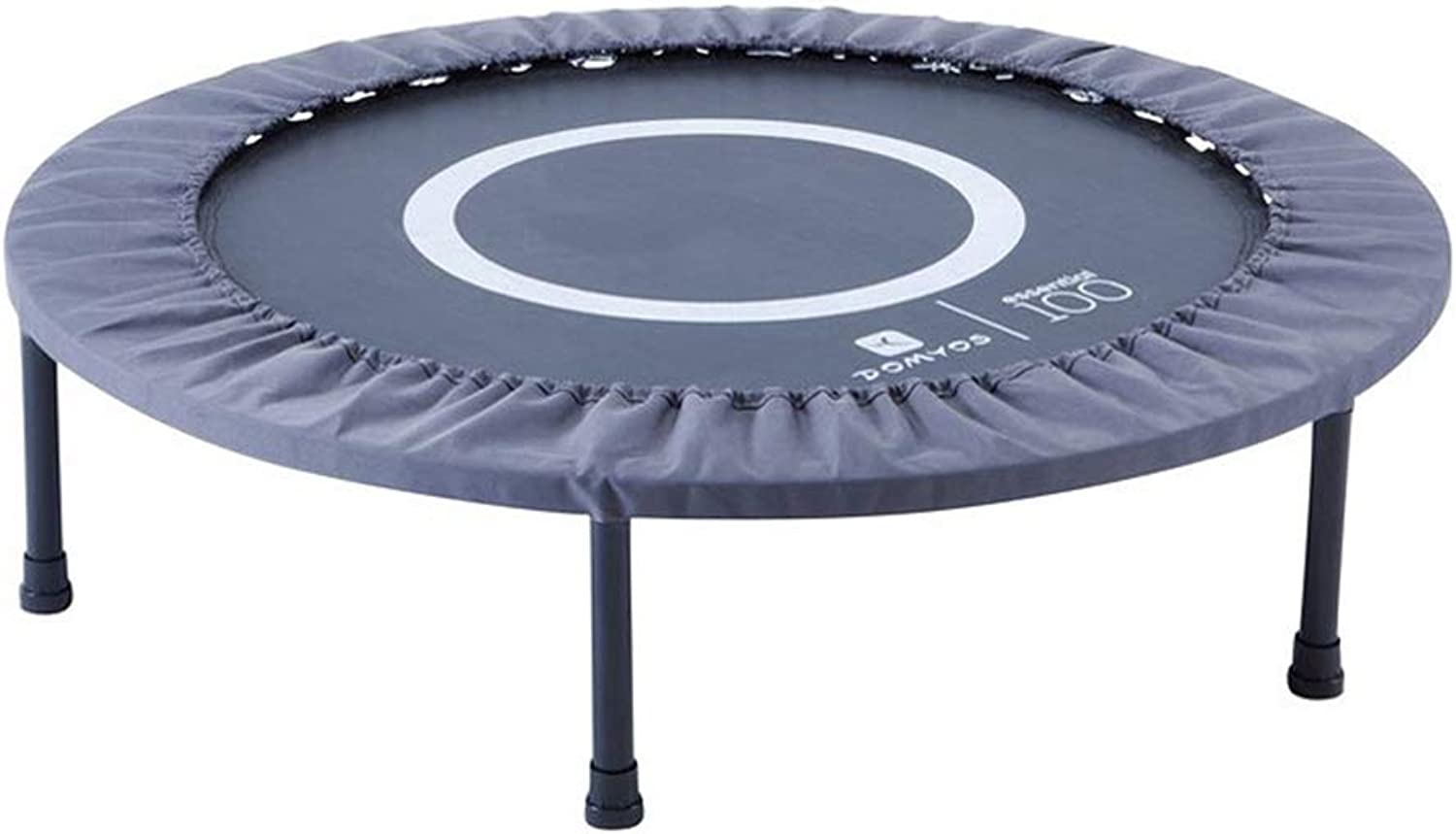 Trampolines Fitness Max Load 80lbs, Portable Cardio Workout Fitness