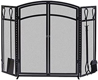 PANACEA PRODUCTS 15138 Fireplace Screen/Tools
