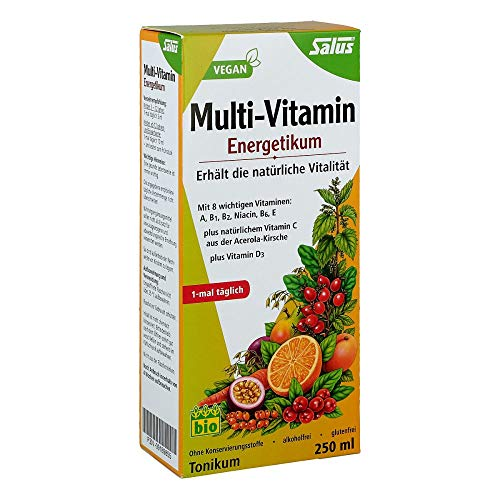 Multi Vitamin Energy Salus 250 ml