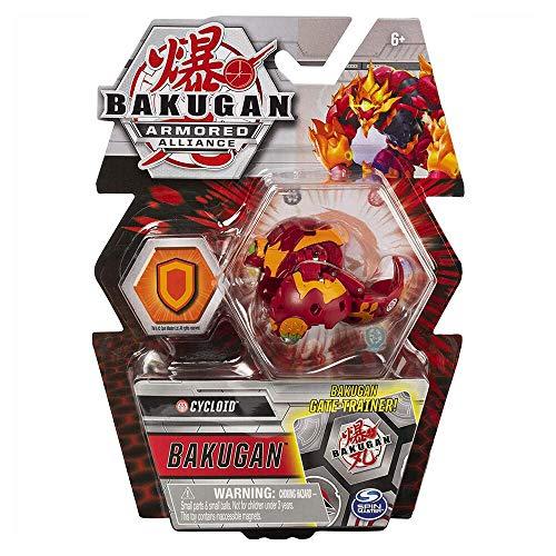 BAKUGAN Armored Aliance - Cycloid