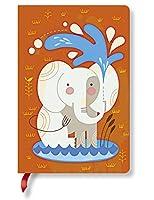 ペーパーブランクス  ノート Baby Elephant A6 罫線 PB3597-8