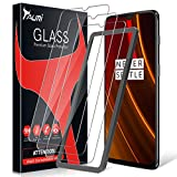 TAURI Screen Protector Compatible for Oneplus 6T 3-PACK Alignment...