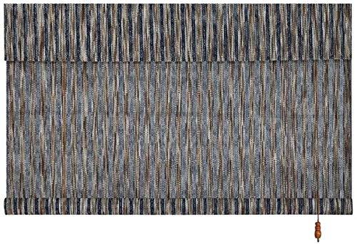 HHJJ Dormitorio Cortinas de bambú de Rodillos con Accesorios, filtrar la luz Roll Up persianas de Ventana con Valance, 85cm / 105cm / 125cm / 145cm Ancho (Size : 125×220cm)
