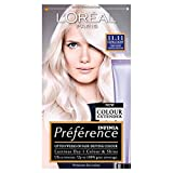 L'Oréal Recital Preference 11.11 Ultra Light Crystal Blond très clair