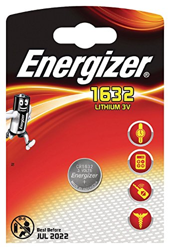 Energizer Knopfzelle Lithium 3 V CR1632