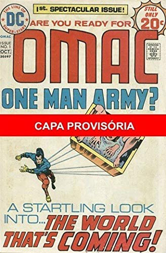Omac: Lendas Do Universo Dc