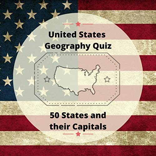 US Geography Quiz cover art