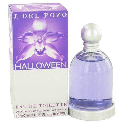 Halloween Perfume by Jesus Del Pozo, 3.4 oz Eau De Toilette Spray for Women