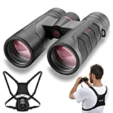 10x42 Utra-HD Binoculars for Adults with...