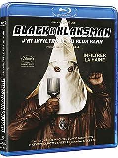BlacKkKlansman-J'Ai infiltré Le Ku Klux Klan [Blu-Ray] (B07JK2FN63) | Amazon price tracker / tracking, Amazon price history charts, Amazon price watches, Amazon price drop alerts