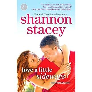 Love a Little Sideways audiobook cover art