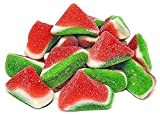 Rosebudz Extracts Hemp Oil Soft Candy Watermelons (500 Mg per Bag 100 Mg Each Piece) Great for Stress and Anxiety (5 Pieces Total)