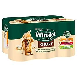 Winalot Hearty Casseroles Gravy 6 X 400G