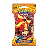 Pokemon Center Pokémon TCG: XY—Flashfire Sleeved Booster Pack (10 Cards)