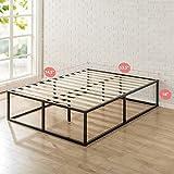 Zinus Joseph Metal Platforma Bed Frame, 18-Inches - Full