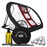 Best Golf Chipping Nets - Golf Chipping Net For Indoor/Outdoor Use - Collapsible Review